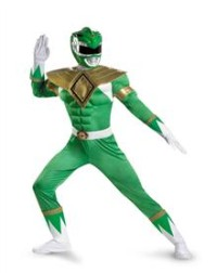 Power Ranger Costumes