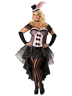 Sexy Plus Size Costume For Women